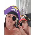 The Trevett pirate crew!