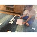 Ollies Maths investigation.jpeg