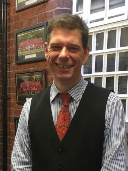 Andrew Morris -  Executive Headteacher