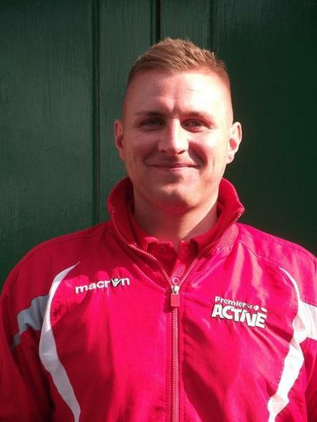 Mr Clark Sports Coach