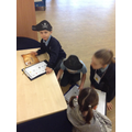 to find the treasure and solve the number problems