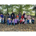 Year 3 and the Forest School Legends