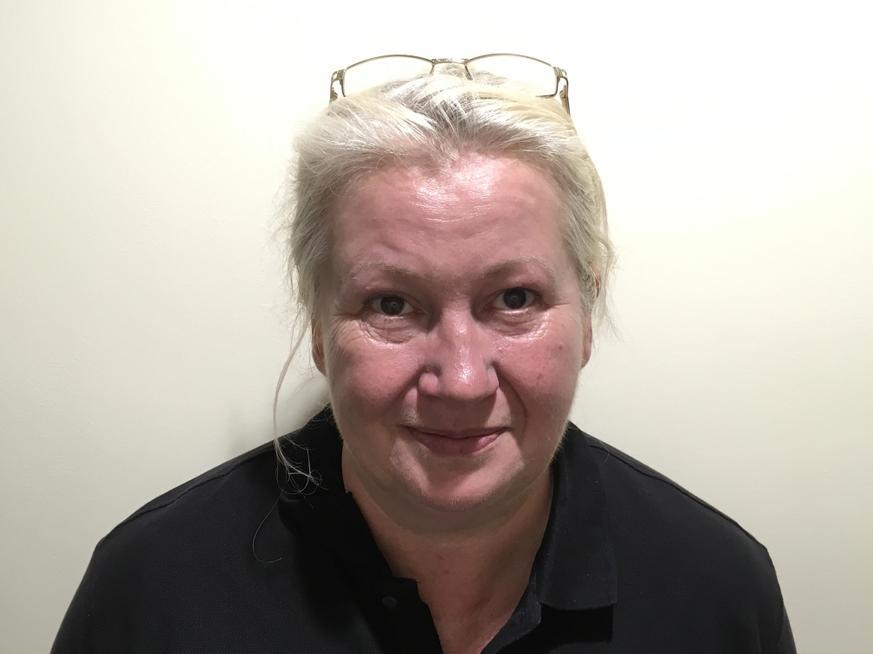 Mrs Val Hughes-Tuckett