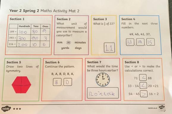 Maths fun!