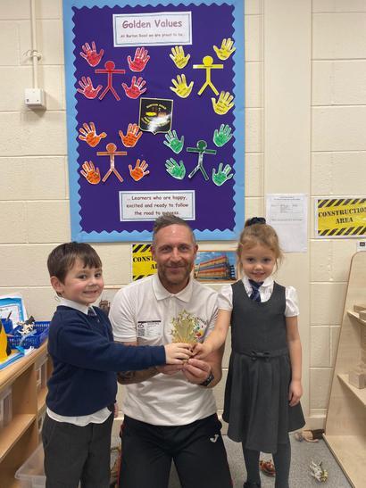 Class 1 - Festive Award