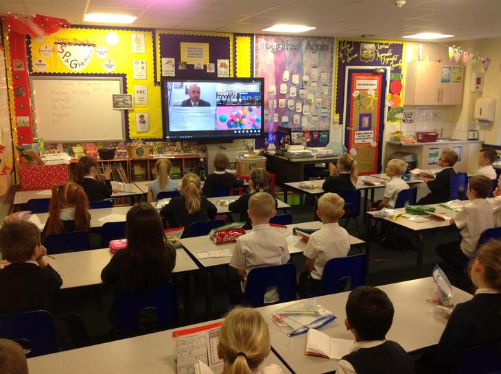 Our first fantastic virtual special mentions assembly.
