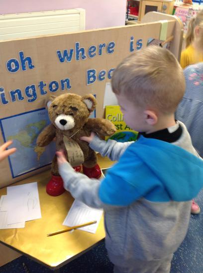 Saying farewell to Paddington