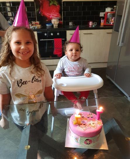 Double Happy Birthday celebrations!
