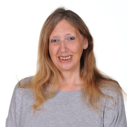 Mrs Debbie Cawley Senior Midday Supervisor