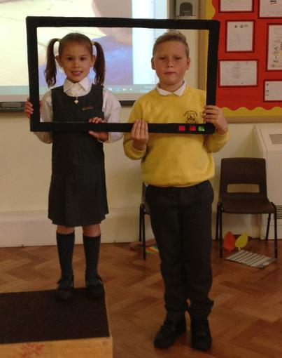 Our proud newsreaders!