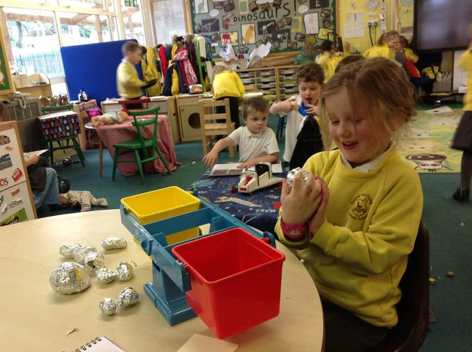 We have been investigating the balancing scales