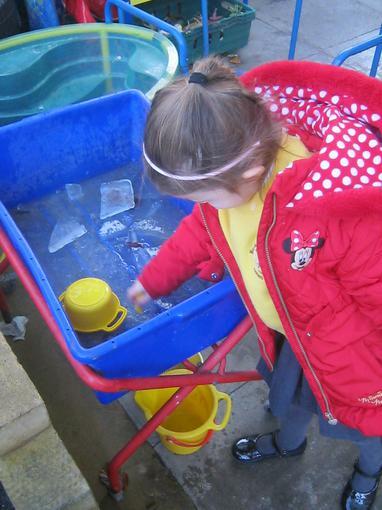 investigating ice