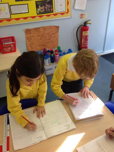 Maths - making a tally chart