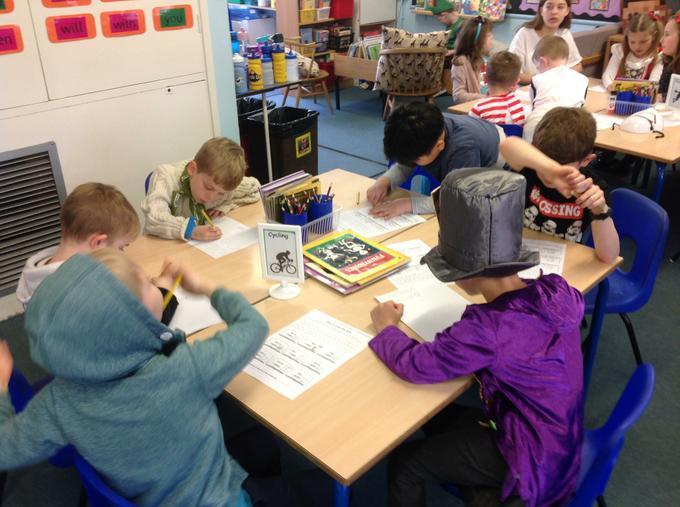 Book Day maths challenge