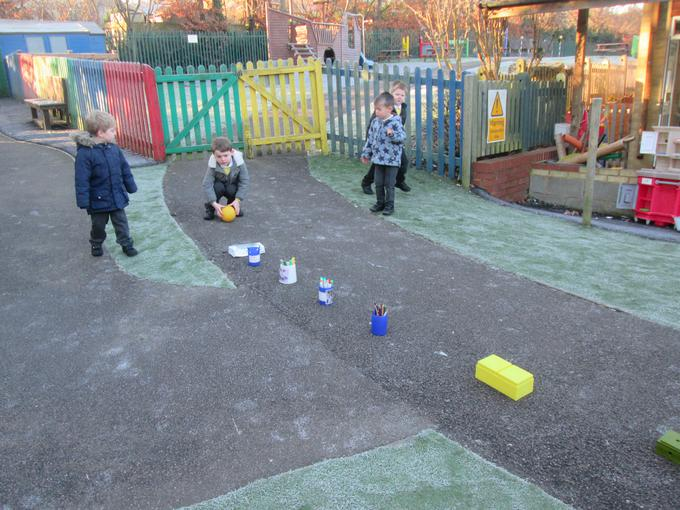Our 3D shape track