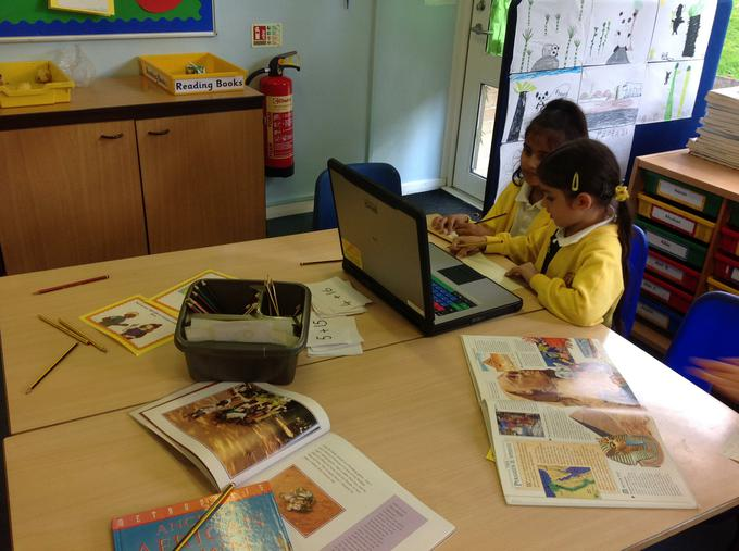 Researching facts about Africa