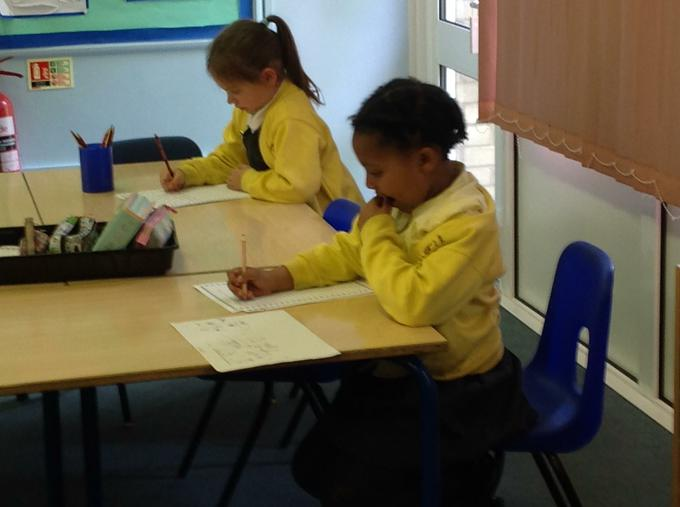 Writing our own creative stories