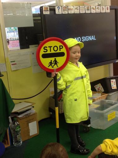 Our road safety workshop