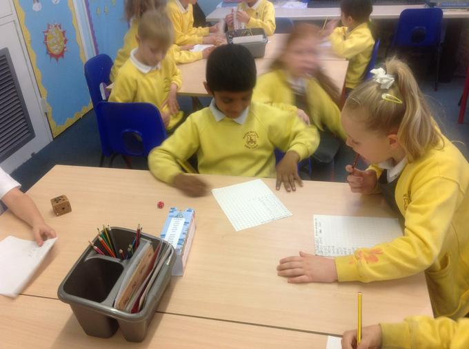 Our maths challenge