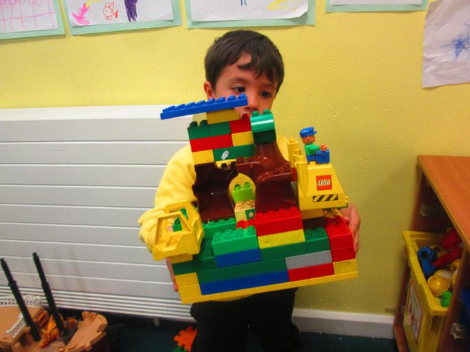 Using our own ideas to construct