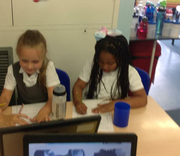 Researching using the internet