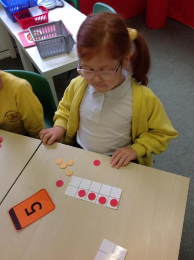 Finding more or less than a given number