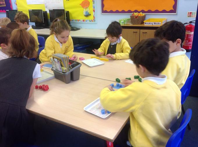 Creating arrays with cubes