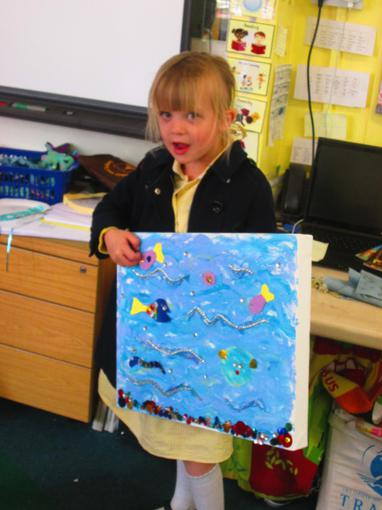 A super piece of home learning this week!