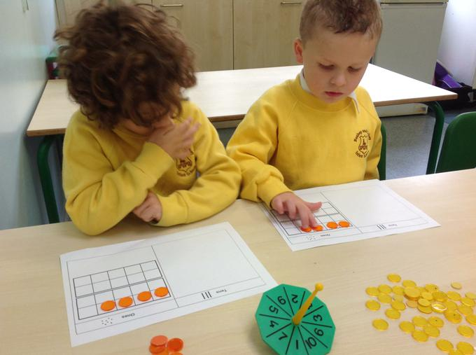 Maths - exchanging game