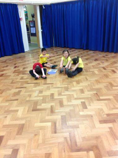 Our PE session