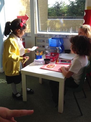 Post Office Role Play
