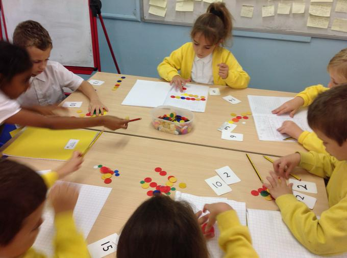 Using diens to work out our subtraction