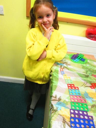 Ordering Numicon