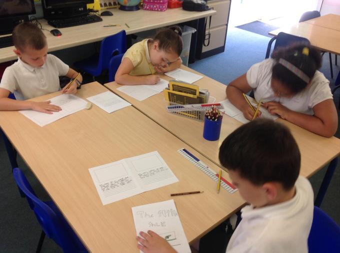 Illustrating our books