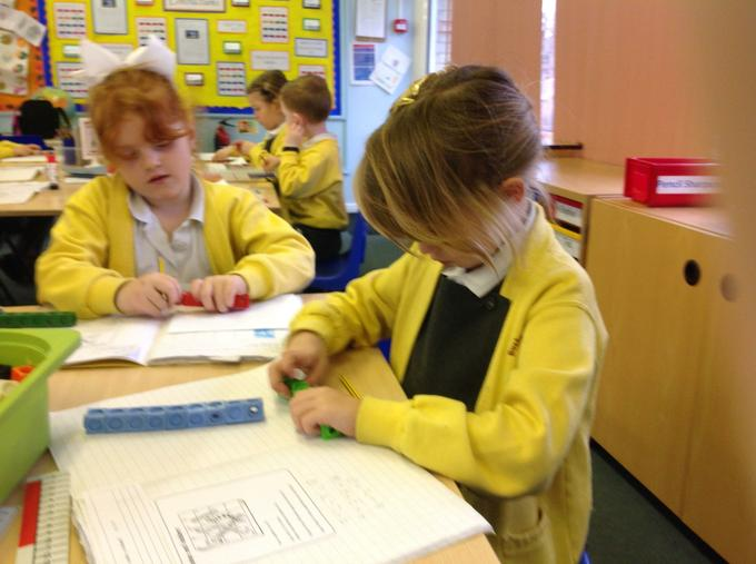 Solving maths challenges