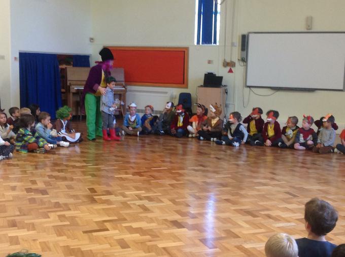 We had fun on Roald Dahl Day!