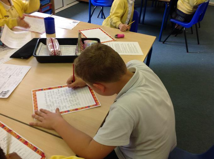 Writing an alternative version of a story