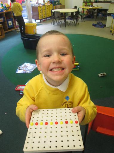 Making a repeating pattern