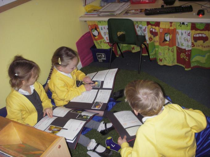 reading our Learning Journals