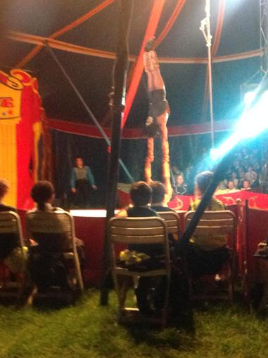 We loved our trip to the circus!!
