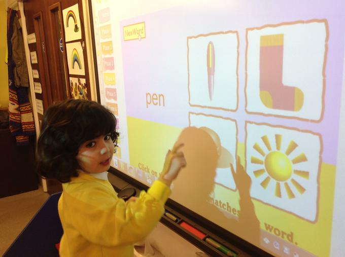 Using our phonic knowledge to read words