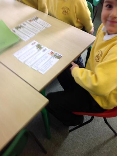 Sequencing the story of Jack and the Beanstalk