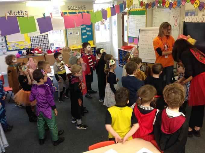 Learning with Mrs Atley