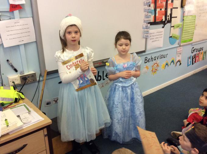 Our little Cinderellas