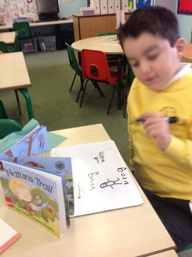 Phonics in guided reading with Mrs Oliver