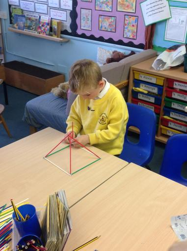 Learning about 3D shape