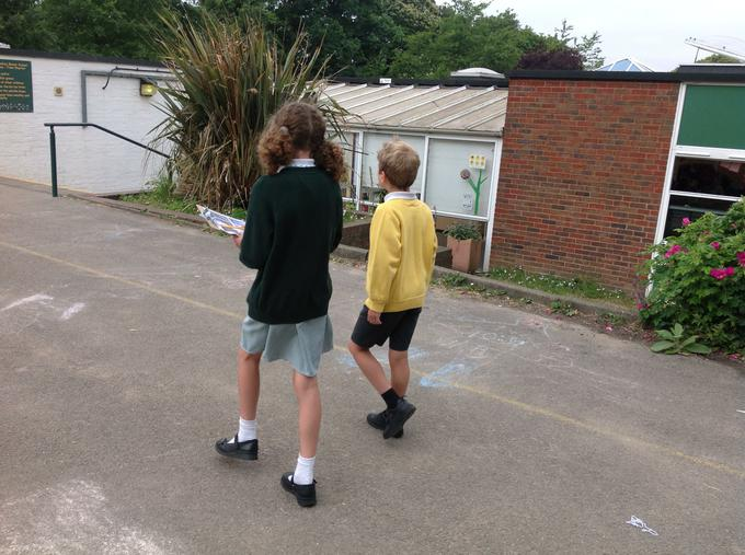 Working with our Year Three partners