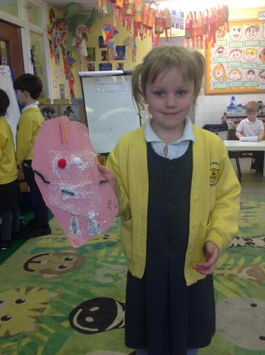 We made our own aliens