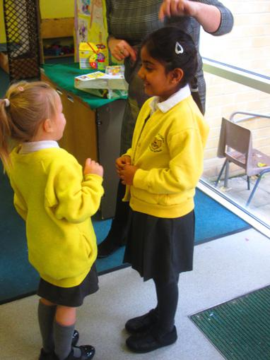 Looking carefully at our features for our portrait