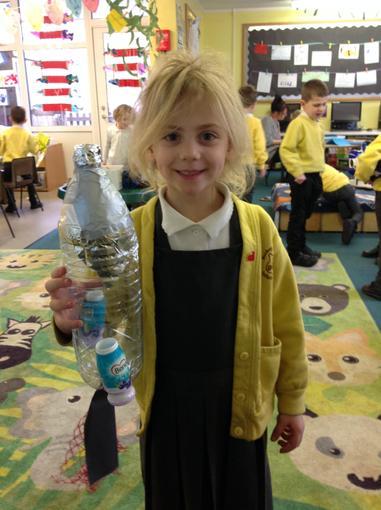 """""""I made a rocket"""""""
